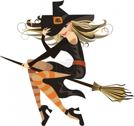 Witch . halloween...