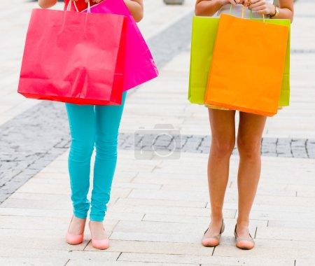Women Gone Shopping