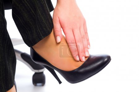 Hurting feet