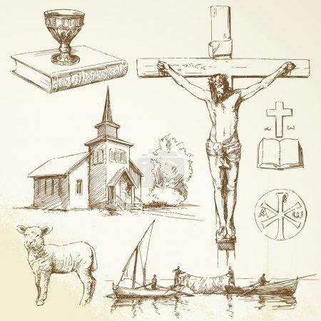 Foto de Jesús Cristo - cristianismo - Imagen libre de derechos