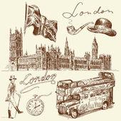 Kolekce Londýn