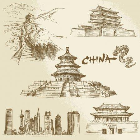 Chine, Pékin - patrimoine chinois