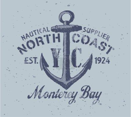 Nautical graphic