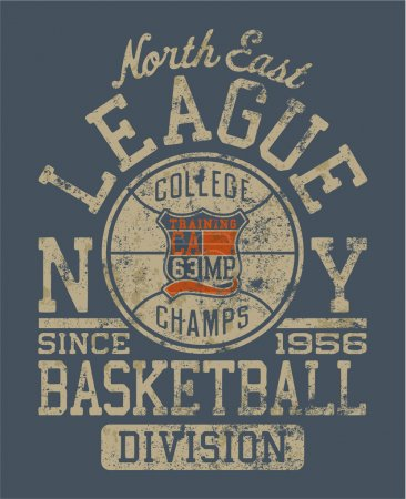 Basketball college league
