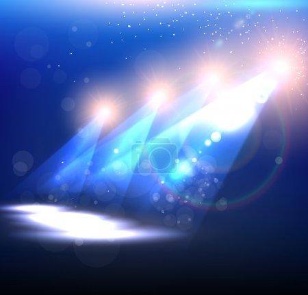 Vector Stage Spotlight