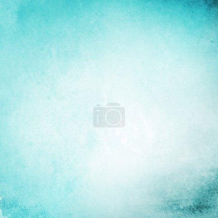 Vintage turquoise background texture