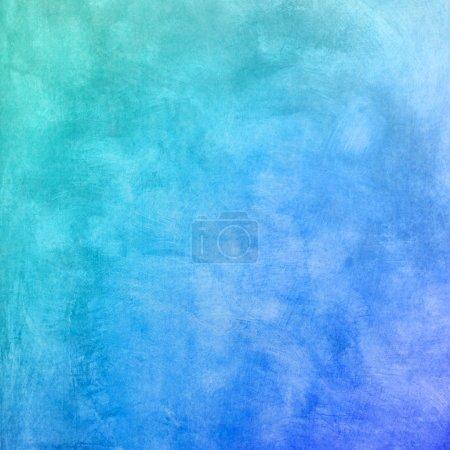 Photo pour Fond pastel turquoise - image libre de droit