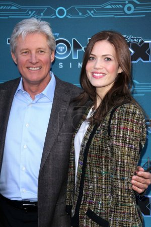 Bruce Boxleitner Mandy Moore