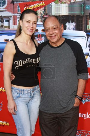 Cheech Marin at the Grand Opening of