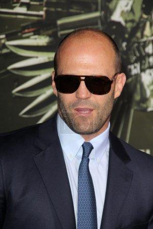 Jason Statham at the
