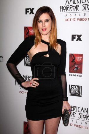 Rumer Willis at the Premiere