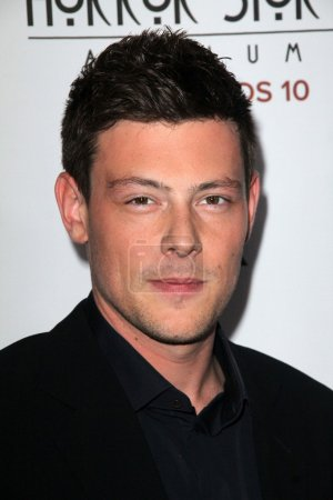 Cory Monteith at the Premiere