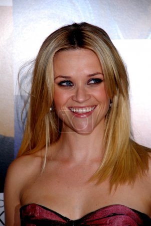 """Photo for Reese Witherspoon at the """"How Do You Know"""" World Premiere, Village Theater, Westwood, CA. 12-13-10 - Royalty Free Image"""
