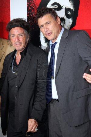 Al Pacino Steven Bauer