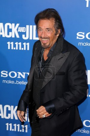 Al Pacino at the Jack