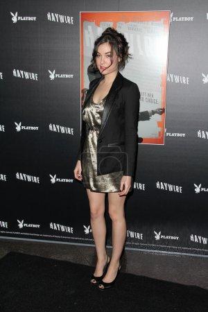 Sasha Grey...