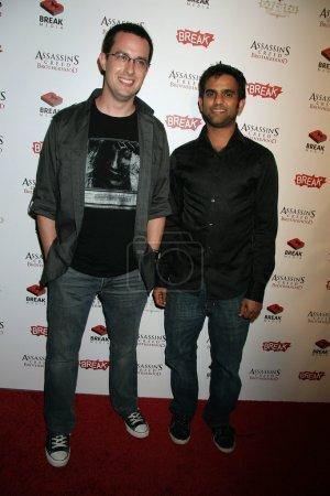 Sean Becker and Sandeep Parikh