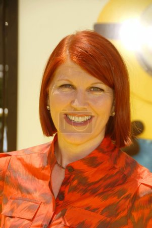 Kate Flannery at the Despicable