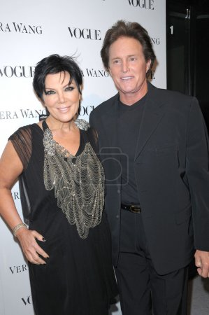 Kris Jenner and Bruce Jenner