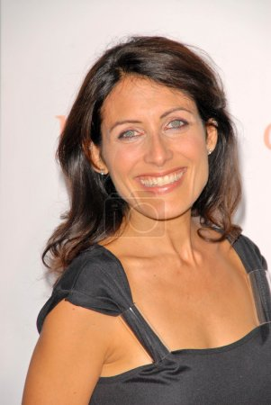 Photo for Lisa Edelstein at the AFI Fest Premiere of 'Precious,' Chinese Theater, Hollywood, CA. 11-01-09 - Royalty Free Image