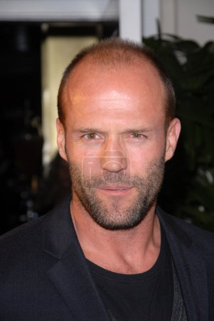Jason Statham at The Wrap's Exclusive Oscar Party,...