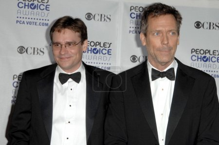 Robert Sean Leonard and Hugh