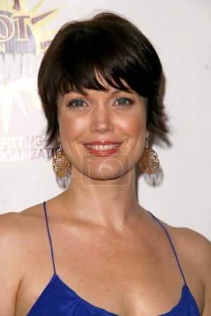 Bellamy Young at the Hot In Hollywood Charity Even...
