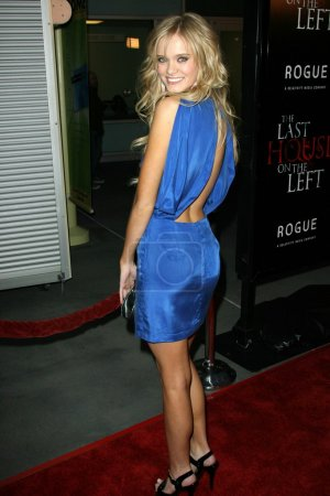 Sara Paxton at the Los Angeles Premiere of 'The La...