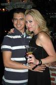 Rony Vega and Jennifer Leeser