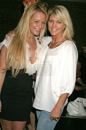 Photo pour Ami Manning, Heather Rene Smith à la Kaylah Marin Record Release Party, Mickeys, West Hollywood, CA 19-10-09 - image libre de droit