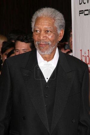 Photo for Morgan Freeman at the 6th Annual 'Living Legends of Aviation' Awards Ceremony. The Beverly Hilton Hotel, Beverly Hills, CA. 01-22-09 - Royalty Free Image