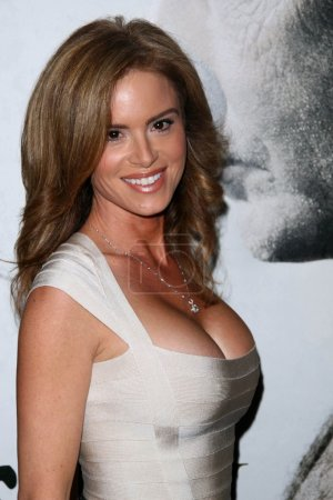 "Photo for Betsy Russell at the Los Angeles Special Screening of ""Saw V"". Manns Chinese Six, Hollywood, CA 10-21-08 - Royalty Free Image"