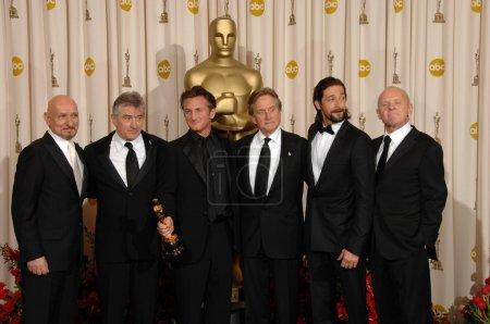 Ben Kingsley Robert De Niro