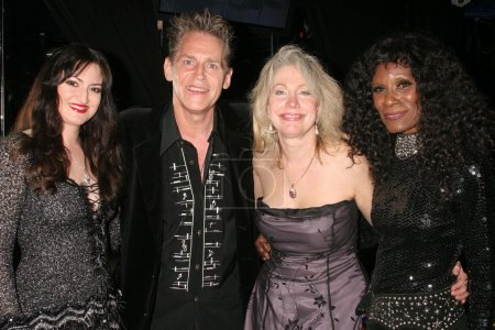 Vikki Lizzi and Jeff Conaway