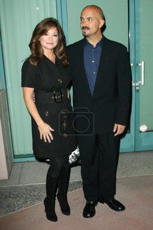 Valerie Bertinelli and Tom Vitale