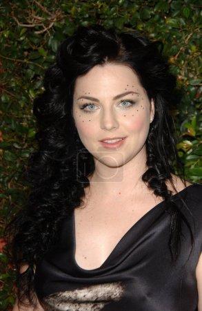 """Photo pour Amy Lee à Spike Tv """"Scream 2007"""". Greek Theatre, Hollywood, CA 19-10-07 - image libre de droit"""