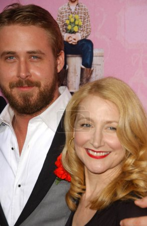 Ryan Gosling and Patricia Clarkson
