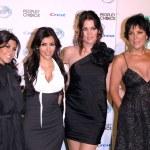 Sisters Kardashian and Kris Jenner at the 's Choic...