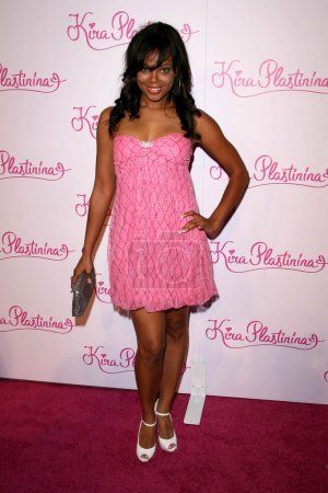 Tiffany Hines at the US Launch Party for Kira Plas...