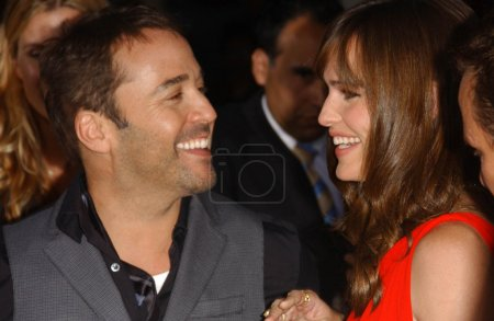 Jennifer Garner and Jeremy Piven