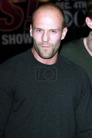 Jason Statham arriving at the 2007 Victoria's Secr...