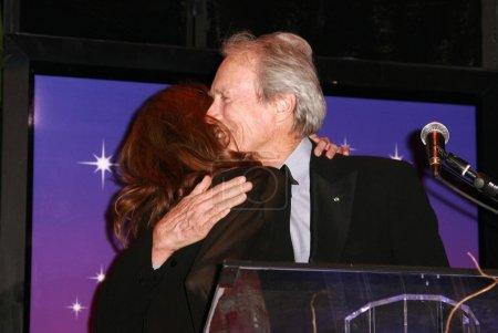 Angelina Jolie Clint Eastwood