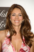 Elizabeth Hurley at an in store appearance promoting