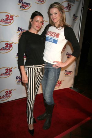 Shawnee Smith and Missi Pyle