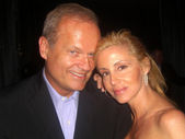 Kelsey Grammer and Camille Grammer at the 2007 Golden Globe Awards. Beverly Hilton Hotel, Beverly Hills, CA. 01-15-07