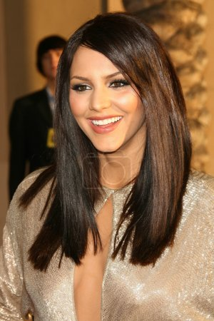 Katharine McPhee in the press room at the 34th Ann...