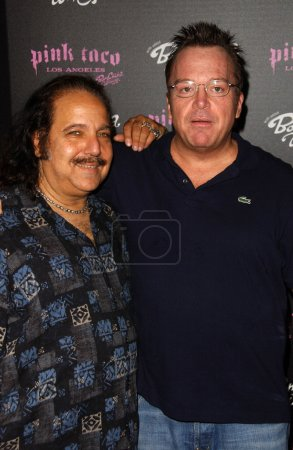 Ron Jeremy and Tom Arnold