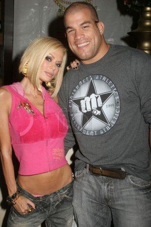 Jenna Jameson and Tito Ortiz