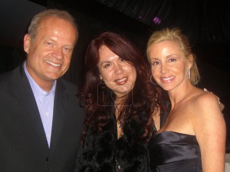 Kelsey Grammer with Fileena Bahris