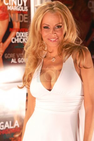 Photo for Cindy Margolis at a party celebrating Cindy's December 2006 Playboy Magazine Cover, Privilege, Los Angeles, CA 11-22-06 - Royalty Free Image